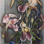 Le lys et l'iris