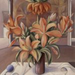Bouquet à la tapisserie