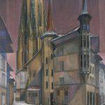 La Cathédrale et les Tornalettes