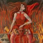 Babylone, la grande prostituée et la Bête aux sept têtes