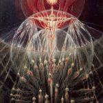 Le corps dans la boue, les âmes transparentes sous l'étreinte de la percée de l'amour