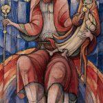 Notre-Dame Sainte-Marie et l'Enfant Jesus en Majesté