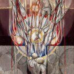 L'Agapé, l'amour descendant et l'Eros, l'amour montant se rejoignent dans la Sainte Trinité