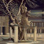 Le Tilleul et la place de la Grenette, la nuit