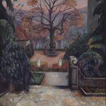 Les jardins de l'Hôtel Ratzé