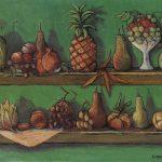 L'étagère aux fruits