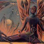 La vie merveilleuse et immortelle et l'ange Asraël