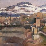 Lorette, Bourguillon et le Guggisberg