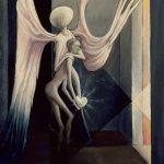Au passage, le poids de l'ange et du cœur (en)