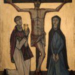Chemin de Croix du Christ-Roi, Station 12, Jésus meurt sur la croix