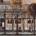 La Place des Ormeaux et les Arcades