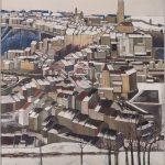 La ville en hiver