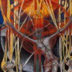 L'opération divine et humaine de l'éternelle Sainte Trinité au Golgotha dans les corps de boue