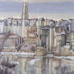 La montée du Stalden et le cœur de la Ville