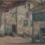 Restauration de façade au Court-Chemin