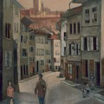 La Rue d'Or, Fribourg