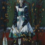 Anne-marie aux fleurs