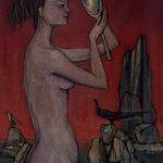 La femme et le miroir