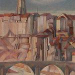 De la Sarine, à la montée vers la Cathédrale