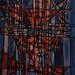 Passion en forme de vitrail