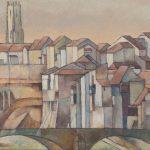 Le Pont du Milieu et la ville ancienne