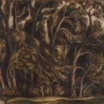 Paysage avec arbres (sans titre)