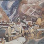 Le quartier et la vallée du Gottéron